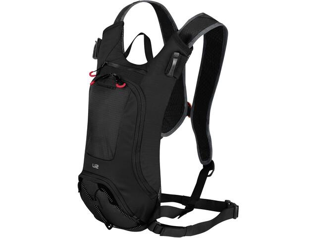Shimano Unzen II Trail Backpack 2L bottle, black